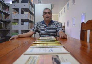 ENTREVISTA l A militância literária de Paulo Tarso Barros