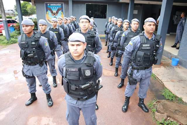 Em Santana, novos soldados da PM inciam ações na Área Portuária