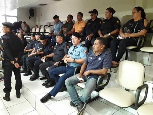 Guardas querem que vereadores rejeitem criação da Secretaria Municipal de Segurança