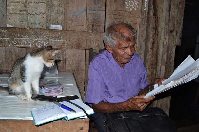 """Aos 87 anos, morre """"Simãozinho Sonhador"""""""