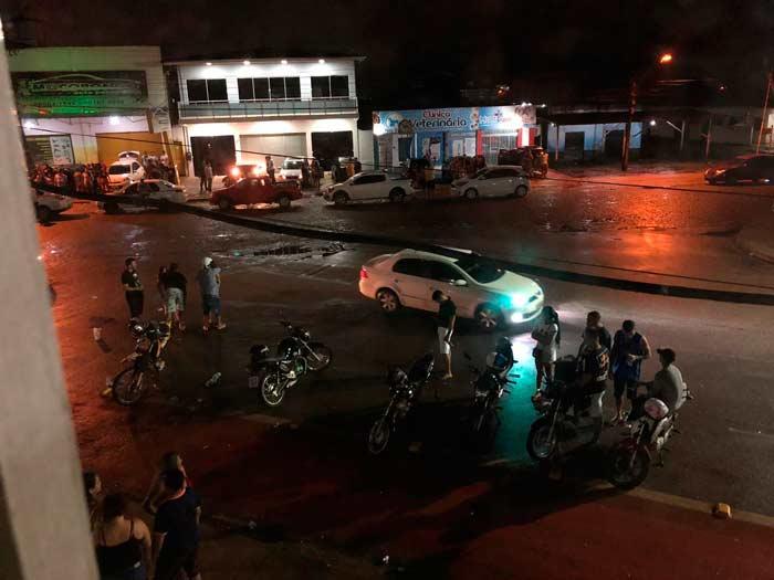 Em Santana, moradores dizem que bares 24h têm sexo, violência e drogas
