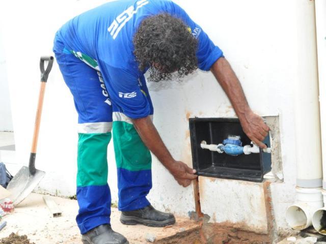 Com inadimplência em 60%, Caesa começa a cortar água de devedores