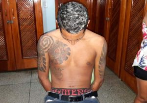 Com apenas 19 anos, integrante de facção vendia drogas pela janela do quarto