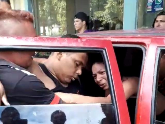 Ex-detento é morto quando almoçava