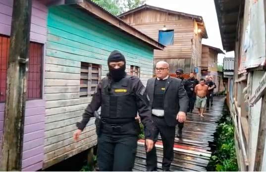 Operação prende mais de 60 em Macapá e Santana