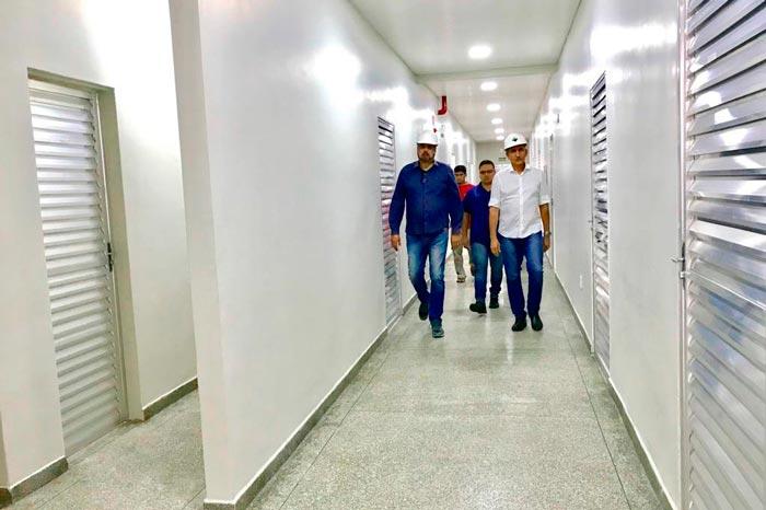 Após ampliação, unidade vai atender casos de média complexidade em Ferreira Gomes
