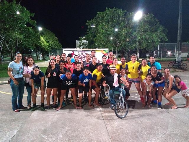 Torneio reúne 220 mulheres atletas neste sábado em Macapá