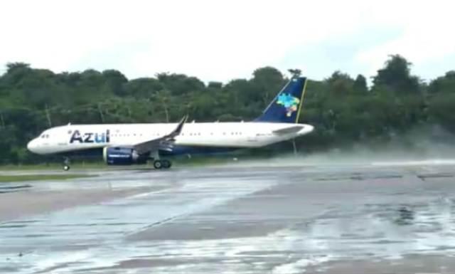 VÍDEO: voo para Macapá é cancelado após garça ser tragada por turbina