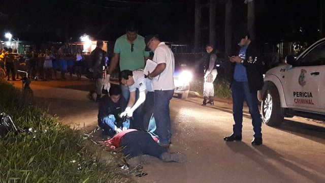 Entregador de gás é assassinado ao voltar para casa