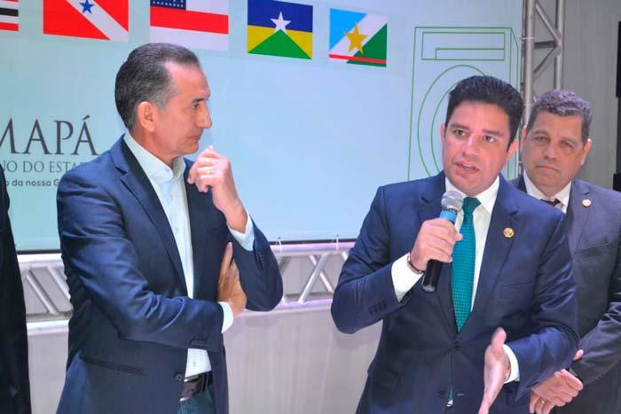 Amapá e Acre abrem fórum que vai criar 1º Consórcio da Amazônia