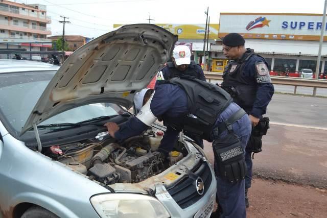Guarda Municipal fiscalizará veículos roubados, furtados e clonados