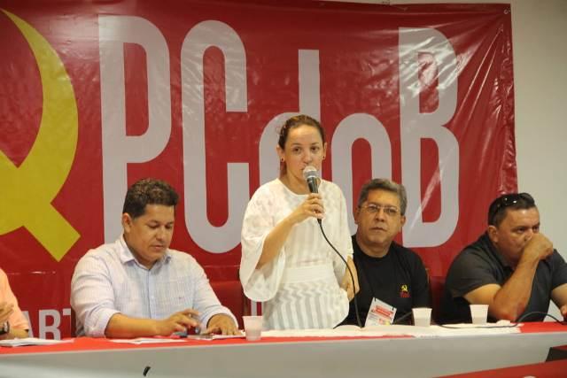 Marcivânia é eleita presidente do PCdoB do Amapá