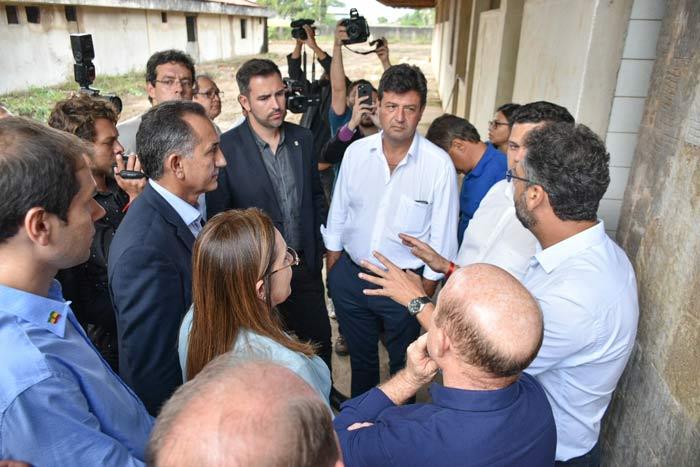 Hospital de Traumas: Prefeitura anuncia licitação; governo do Estado assumirá unidade