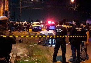 """Em Macapá, mototaxista é morto por """"passageiro"""""""