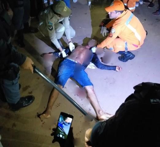 Homem morre esfaqueado na orla de Oiapoque