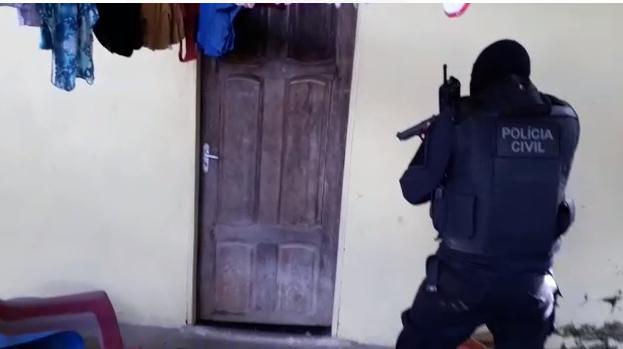 Polícia Civil prende líderes de facção no Jari