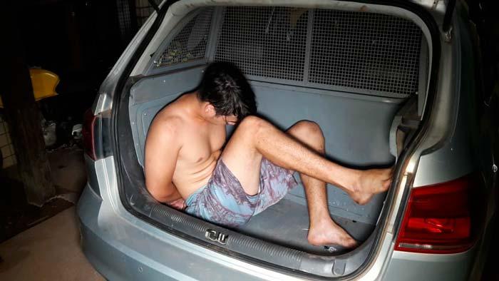 Em noite de fúria, jovem ataca ao menos quatro pessoas em Macapá