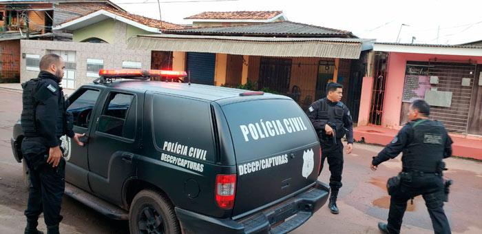 Ex-vereador é preso por estupro em operação da Polícia Civil do Amapá