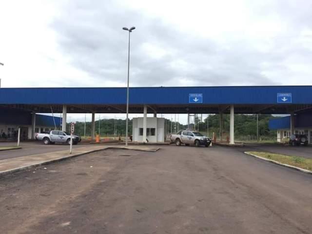 Ponte Binacional: alfândega do lado brasileiro é inaugurada (finalmente)