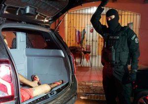 Operação no Amapá cumpre 100 mandados de prisão
