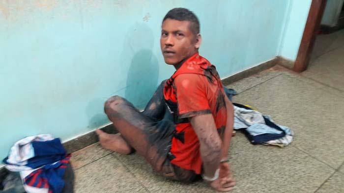 """""""Celular virou colírio de ladrão"""", diz policial após prisão"""