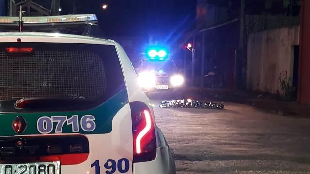 Usuário de drogas é morto a tiros no Cidade Nova