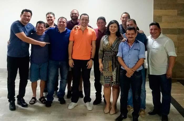 Eleição na CMM: Marcelo Dias amplia grupo e assume favoritismo