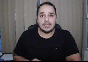 Vereador pede que polícia investigue ameaças
