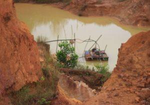 Família extraiu R$ 19 milhões em ouro ilegalmente, diz MPF