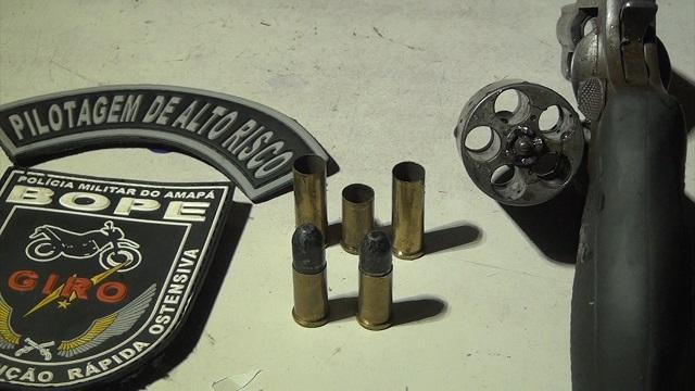 Infrator morre depois de confrontar duas vezes a polícia