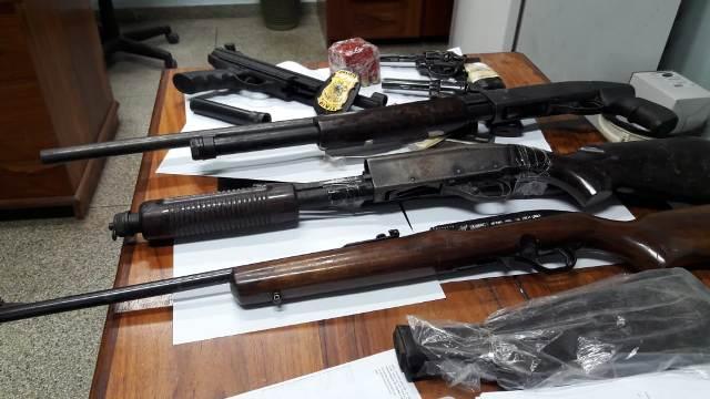 Exército destruirá armas de fogo apreendidas no Amapá