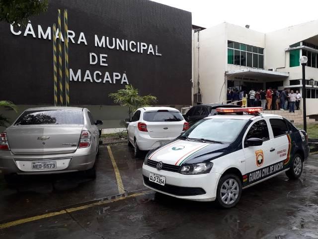 Juíza manda vasculhar residência e gabinete de vereador de Macapá
