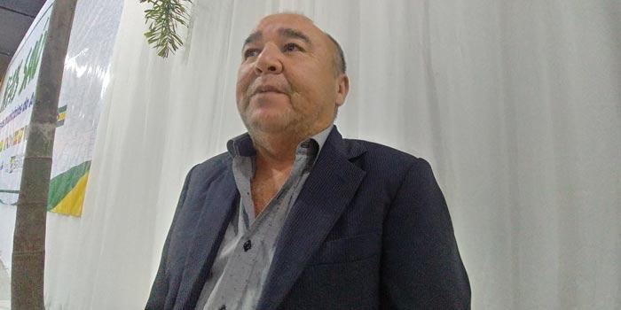 """""""Tive que dar um freio"""", diz vereador que virou prefeito em Calçoene"""