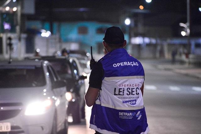 Lei Seca já flagrou 148 condutores bêbados em 2019