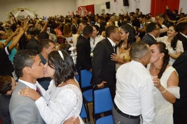 Em Porto Grande, cerimônia marcará união de 50 casais