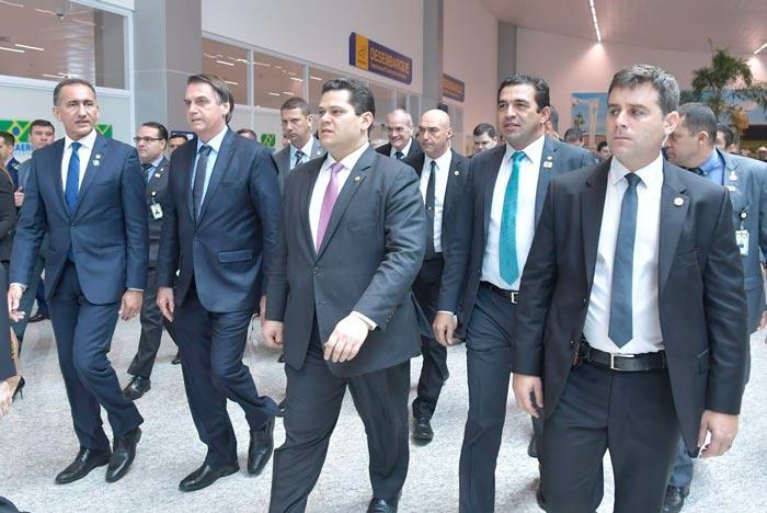 Davi reúne Bolsonaro e governadores para definir novo pacto federativo