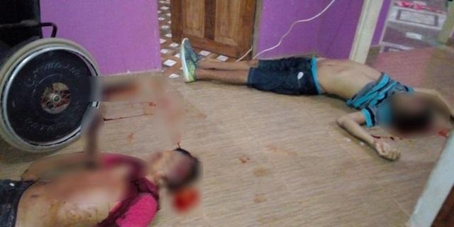 Irmãos são executados em Santana