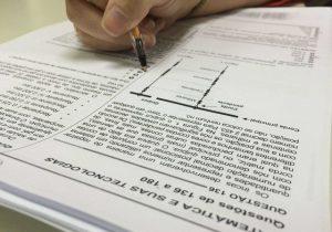 Prazo de isenção da taxa do Enem encerra em 10 de abril