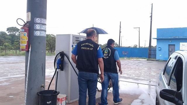 Procon do Amapá notifica 40 postos de gasolina por abusos