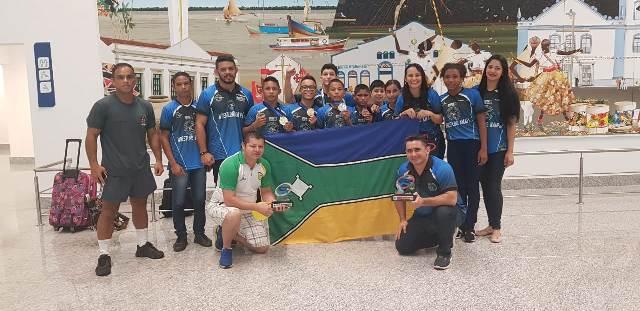 Com ouro na bagagem, jovens do AP irão a mundial de luta olímpica