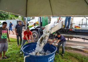Feira do Peixe Vivo terá 9 toneladas a preço popular