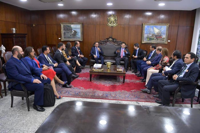 Em reunião com representantes do Amapá, Gol acena para aumentar oferta de voos