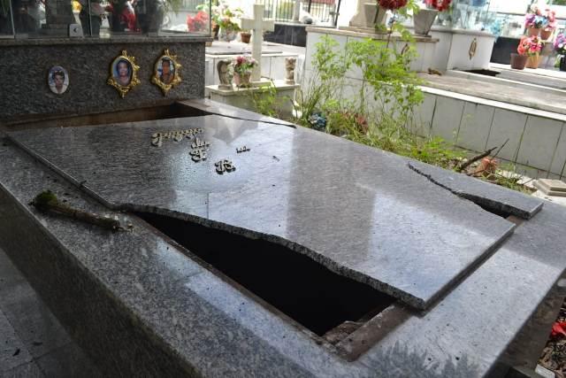 Cemitério tradicional de Macapá é alvo de ladrões de túmulos