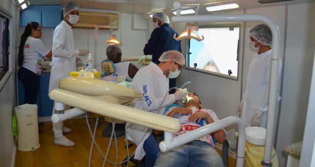 Programação na Floriano terá ações de saúde, cidadania e lazer