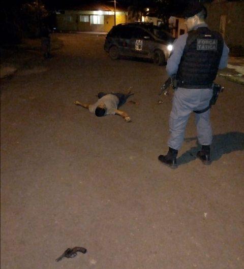 Após roubar e esfaquear taxista, assaltante é baleado em Macapá