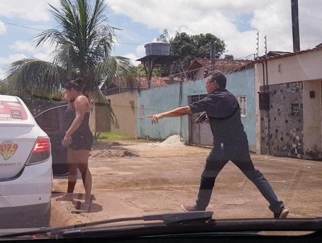 VÍDEO: Polícia Civil prende cúmplice de golpista do Iapen
