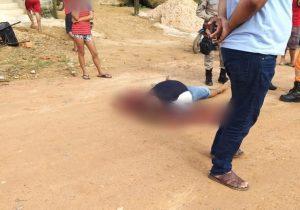 Homem morto a facadas teria se desentendido com acusado no carnaval