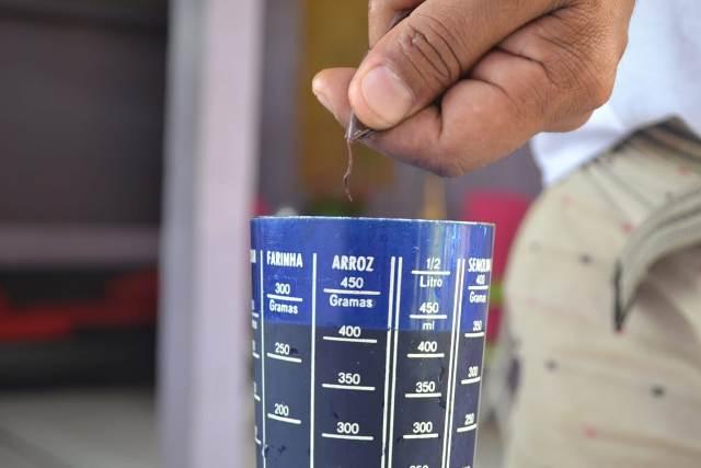 Açaí: Moradores relatam diarreia e suposta trapaça de amassadeiras