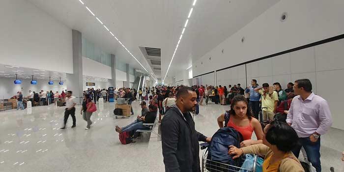 Neblina fecha aeroporto de Macapá e voos são cancelados