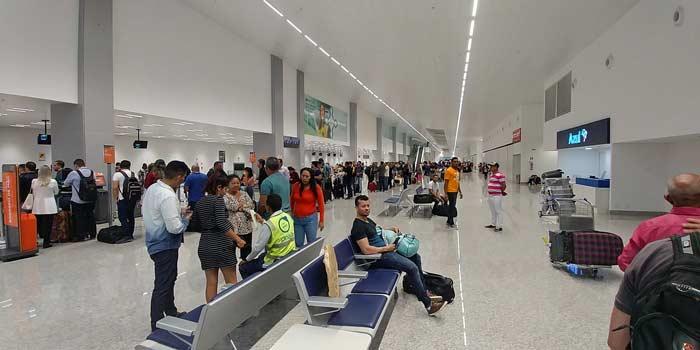 2019: Redução do ICMS aumenta voos e fluxo de passageiros no aeroporto